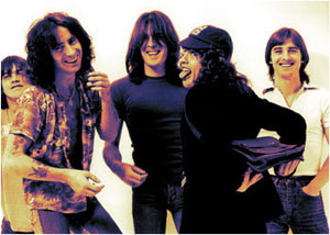 AC/DC discography albums songs wallpapers biography and who is in AC/DC
