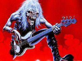 Iron Maiden evil that men do lyrics and videos