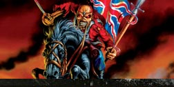 iron maiden lyrics and videos