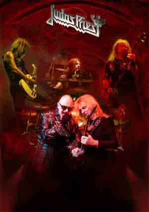 Rock bands: The photos of Judas Priest