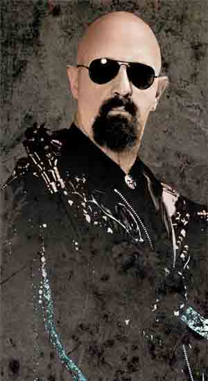 Rob Halford: The vocals of Judas Priest